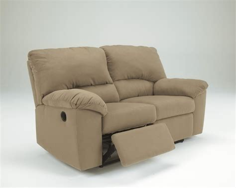 ashley furniture reclining loveseat 3380074 ashley furniture kickoff mocha reclining power