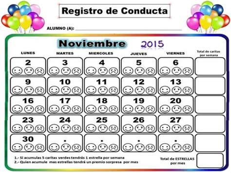 formato de registro de conducta y disciplina en el aula tu escuelita excelente formato para el registro de la conducta del mes