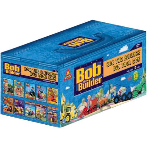 Kaos Bob The Builder Toolbox bob the builder tool box box set dvd zavvi