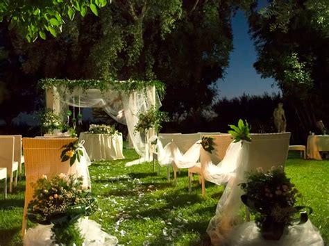 matrimonio in giardino location per matrimoni