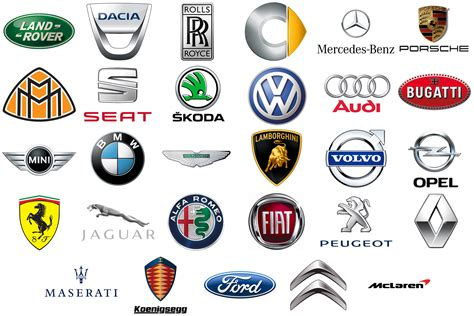 car brand european car brands world cars brands