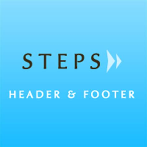 android design header and footer building a website in progressive steps header and footer
