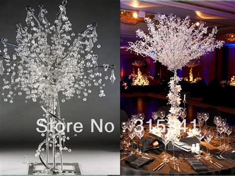popular crystal tree centerpieces buy cheap crystal tree