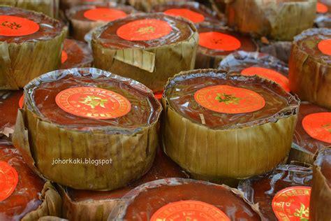 how to make new year nian gao nian gao sticky rice cake in johor jaya jb 年糕 jk1378