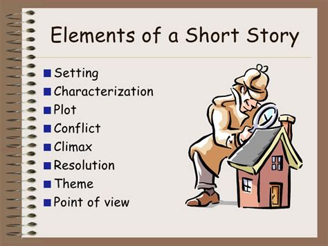 themes of a story powerpoint short story powerpoint