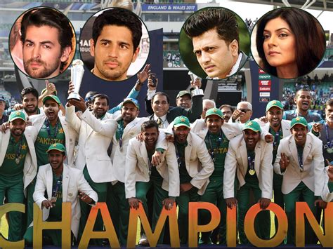 film 2017 pakistan bollywood forgets cricket after pakistan win icc chions
