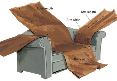 como hacer fundas para sillones a medida home dzine craft ideas how to make a sofa slipcover