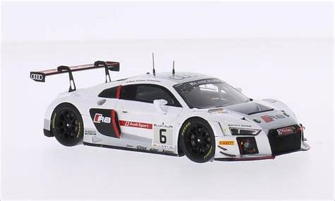No 6 Audi R8 audi r8 lms miniature no 6 racing 24h spa 2015 m