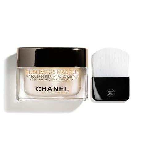 Harga Chanel Blanc Essentiel Serum sublimage masque essentieel herstellend masker