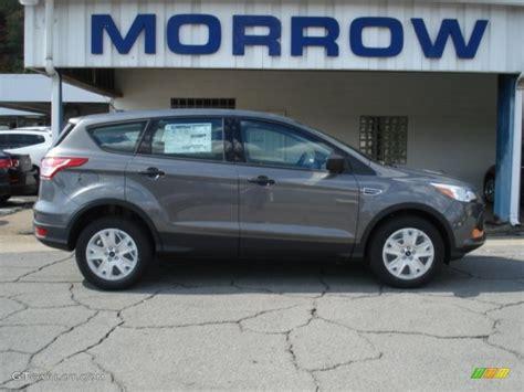 2013 ford escape gray 2013 sterling gray metallic ford escape s 71687890