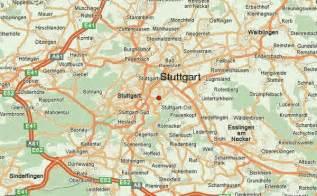 stuttgart map germany map stuttgart area images