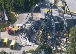 theme park crash why did it take 11 minutes for alton towers to phone