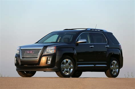 2013 gmc terrain denali with price range from 35 350 to
