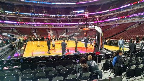section 116 united center chicago bulls united center section 107 rateyourseats com