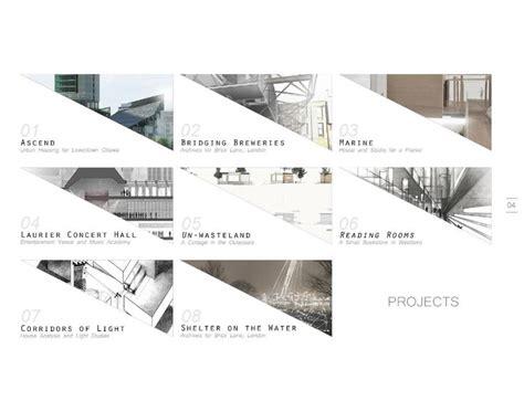 layout design inspiration architektur die besten 25 architektur portfolio ideen auf pinterest