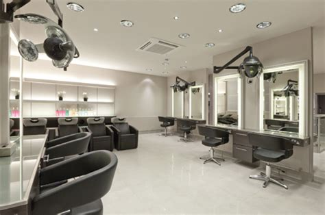 contemporary hair salon contemporary salon best home decoration