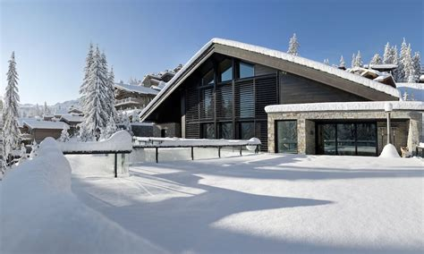 chalet greystone courchevel sleeps kaluma travel