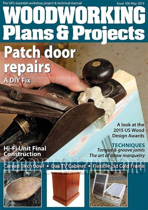 woodworking plans projects   hobby magazines