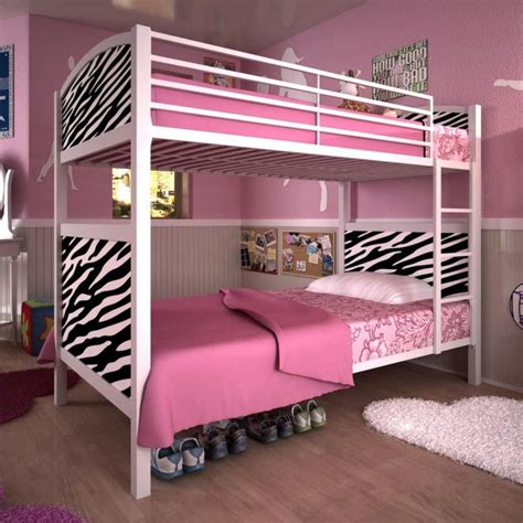bunk bed for girls bunk beds for girls with desk simply pink sofas floral bed