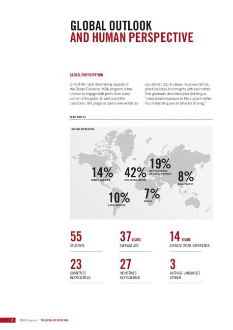 Iese Global Executive Mba Program by Iese Global Executive Mba Brochure