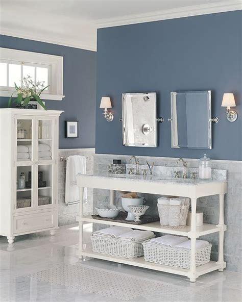 blue walls bathroom best 20 slate blue walls ideas on pinterest