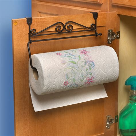 cabinet mount paper towel holder cabinet paper towel holder orbinni wall mount cabinet