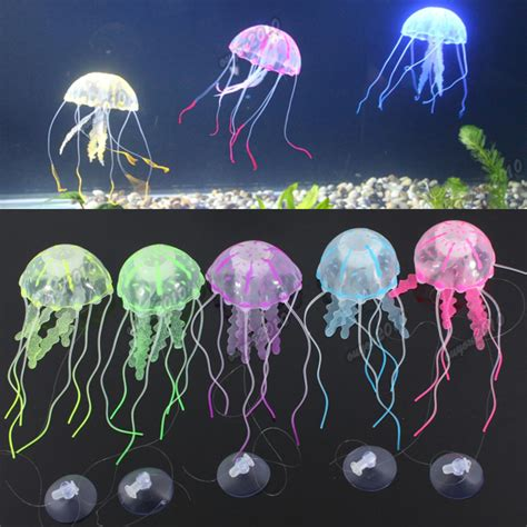 popular artificial jellyfish aquarium buy cheap artificial