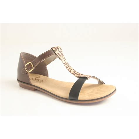 reiker sandals rieker rieker sandal 64259 00 with ankle t bar in