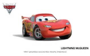 Lightning Mcqueen Characters Disney S Cars 2 Characters Rollout Popculture
