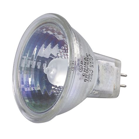 Fanimation Lb20 Halogen Light Bulb 20 Watt 12v Mr11 12v Lights