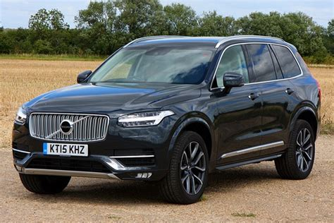 volvo xc90 price malaysia volvo xc90 estate from 2015 used prices parkers
