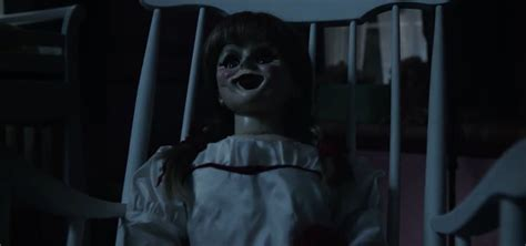 annabelle doll moving creepy puppet moving on