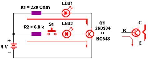 mengganti transistor npn ke pnp semiconductores transistor pnp y npn 6