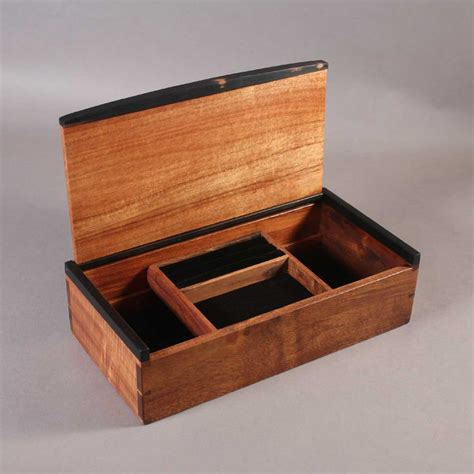 armoire jewelry box koa dovetailed jewelry boxes
