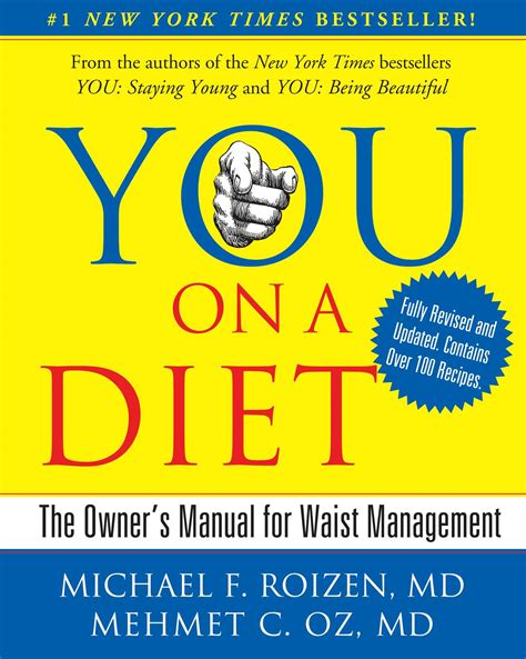 You On A Diet you on a diet revised edition ebook by michael f roizen