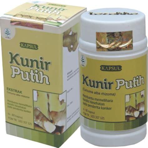 Obat Herbal Kunir Putih obat nyeri lambung dan penambah nafsu makan herbal kunir putih