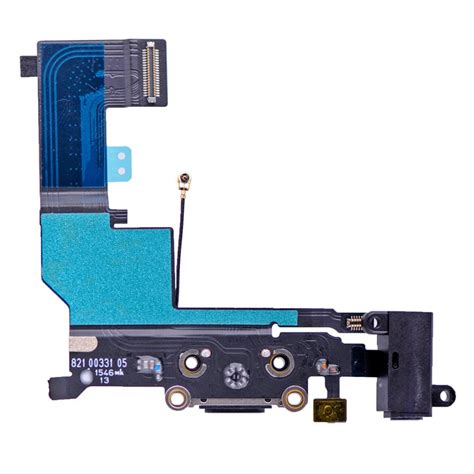 iphone charging port iphone se charging port flex cable ribbon black