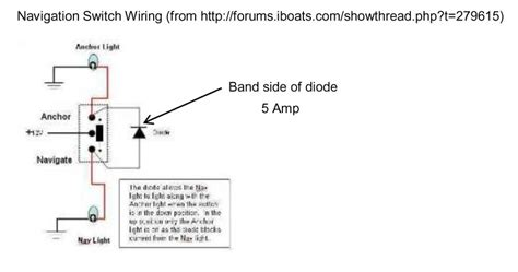 nav anchor switch wiring diagram nav free engine image