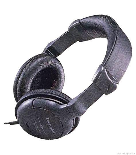 Headphone Technics technics rp ht300 manual stereo headphones hifi engine