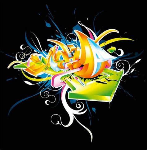imagenes chidas en grafitis graffitis 3d hechos por peeta taringa