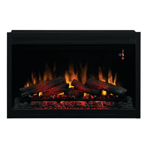 240 Volt Electric Fireplace by Classic 36 Inch 36eb220 Grt 240v Traditional