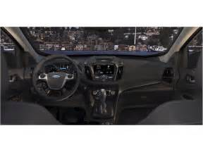 Ford Escape Interior Dimensions 2015 Ford Escape Fwd 4dr S Specs And Features U S News