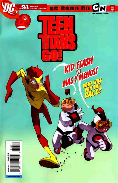 teen titans  comic book series teen titans  issue   great race
