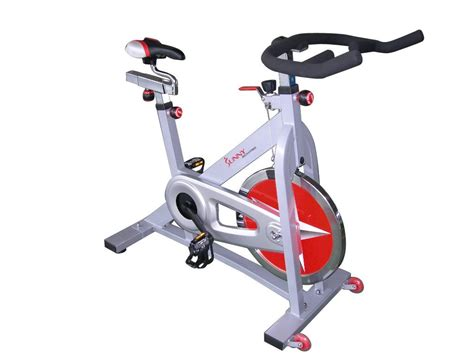 indoor bike sunny health fitness sf b901 pro indoor cycling bike review