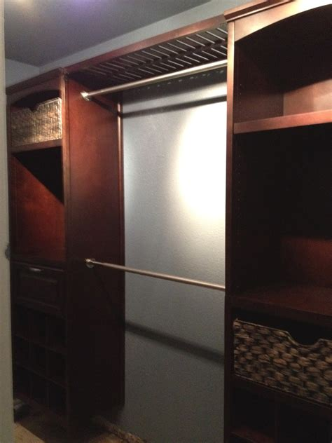 Allen And Roth Closet System by The House Is Going To Be Great Organize Master Closet