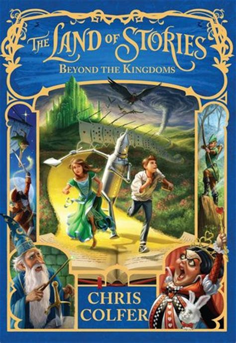 the land of do as you books beyond the kingdoms the land of stories 4