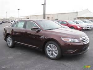 Ford Taurus Colors 2012 Cinnamon Metallic Ford Taurus Sel 56514123