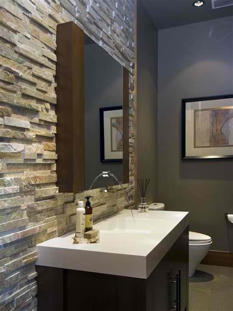 modern stone bathroom 40 spectacular stone bathroom design ideas decoholic