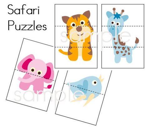 printable puzzle for kindergarten 28 best images about jungle unit on pinterest boom boom