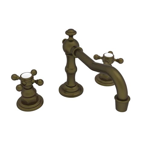Newport Brass Plumbing by Faucet 930 06 In Antique Brass By Newport Brass